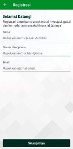 Gambar Daftar Beli Emas Pegadaian