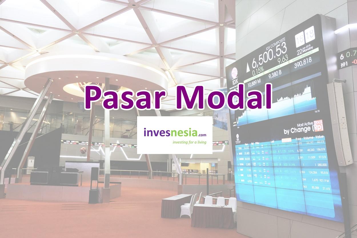 gambar pasar modal Indonesia