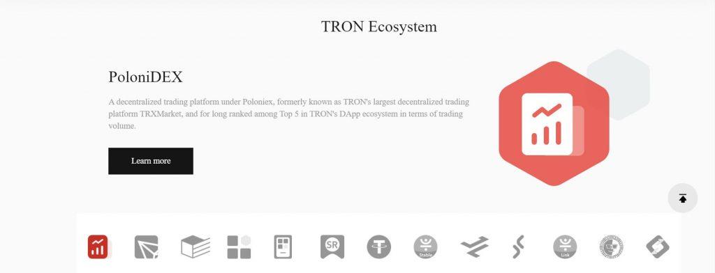 Gambar Tron Ecosystem