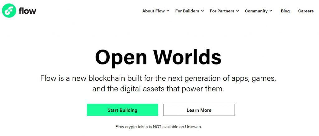 flow crypto token